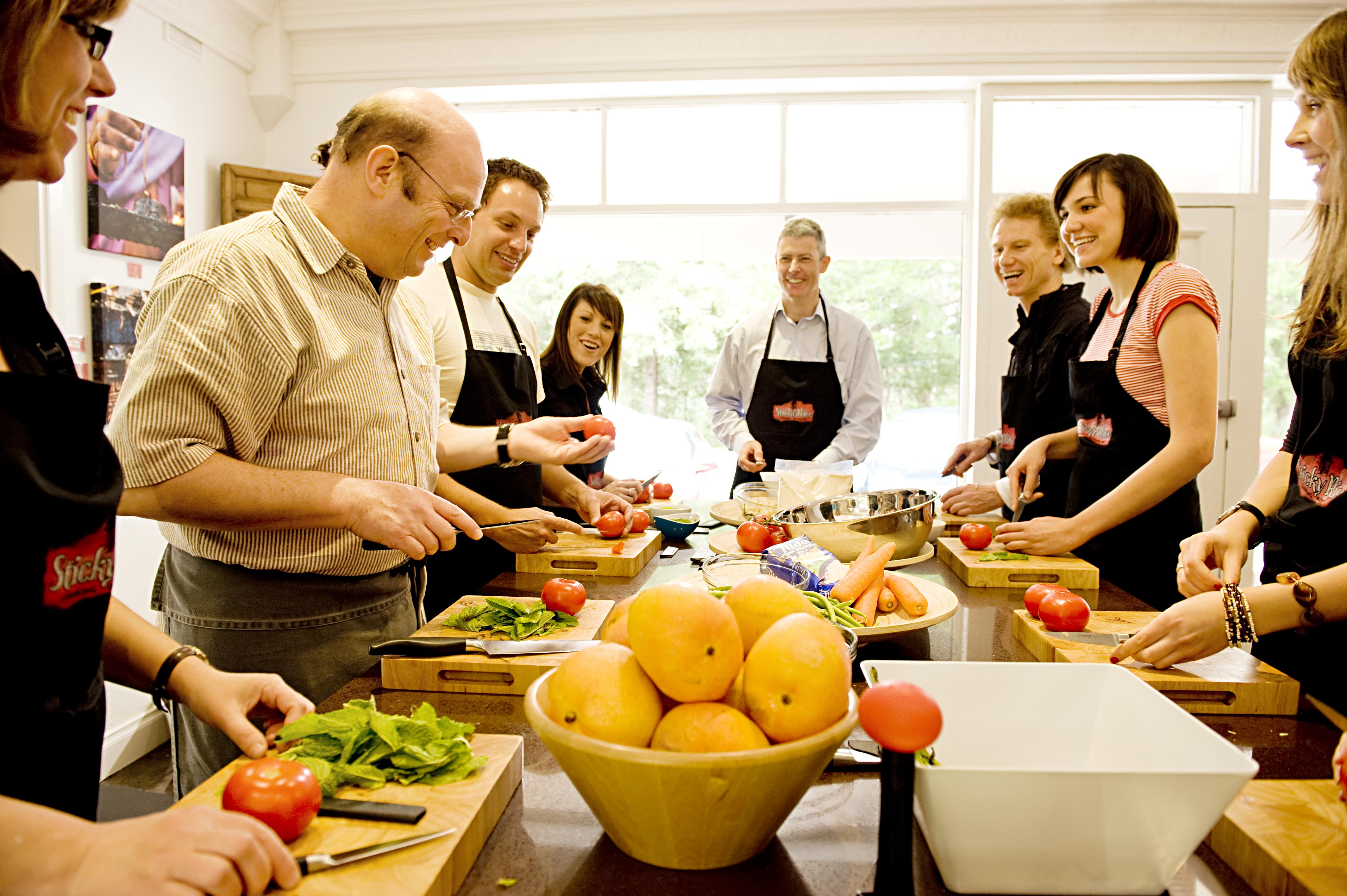 Sticky Rice Cooking School News » Events