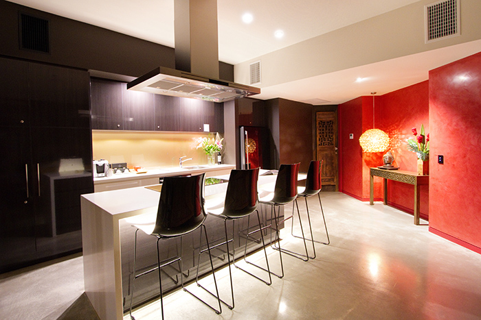 Sticky rice cooking school news adelaide hills accommodation for Kitchen design adelaide