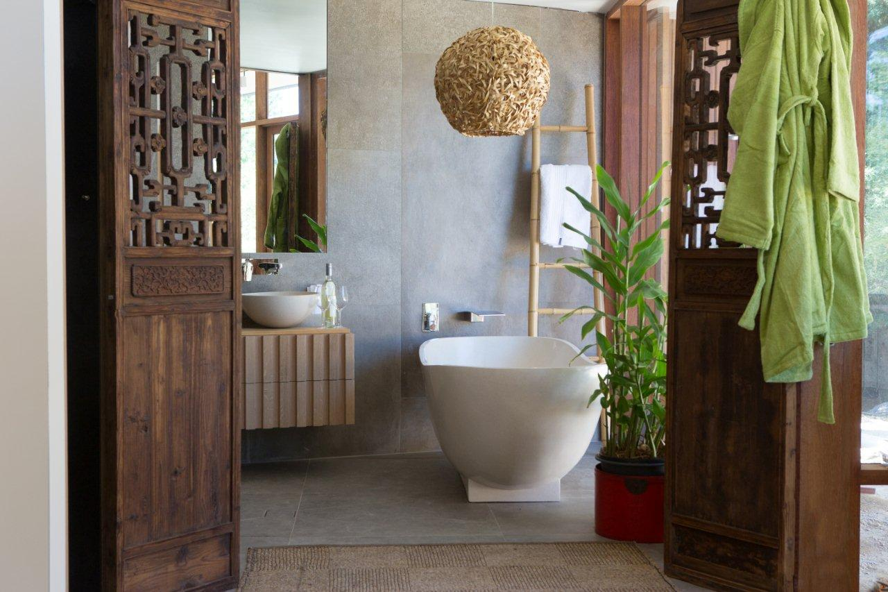Bali Bathroom Design Ideas ~ About the villas